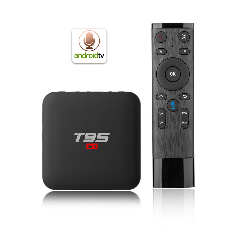 T95 S1 HDMI HD 4K Ethernet WiFi 2.4GHz Tv Streaming Devices